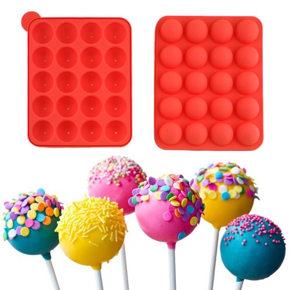Lolli cakes stampo per dolci a forma di lecca lecca 20 postazioni