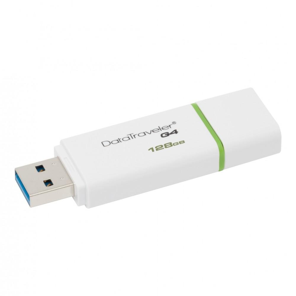 Penna USB Kingston Pen G4 DRIVE DataTraveler 128 GB USB 3.0 3.1 DTIG4 Shockproof