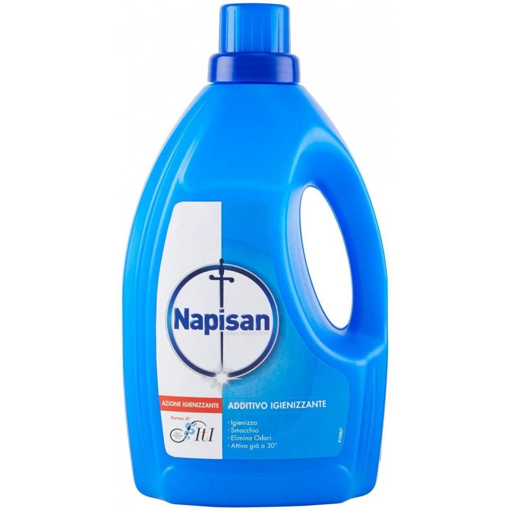 Napisan Additivo Igienizzante Liquido per Bucato 1,2 litri antibatterico