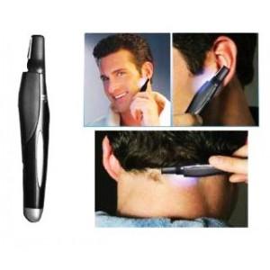 Image of Rasoio di precisione uomo naso orecchie e basette mod.Nero 8435524506462
