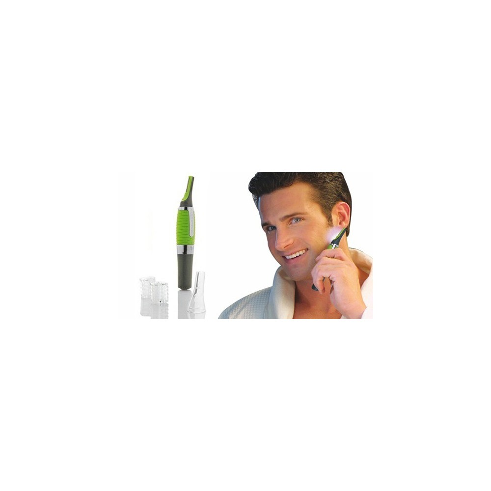 Rasoio microtouch micro max led mod.Verde