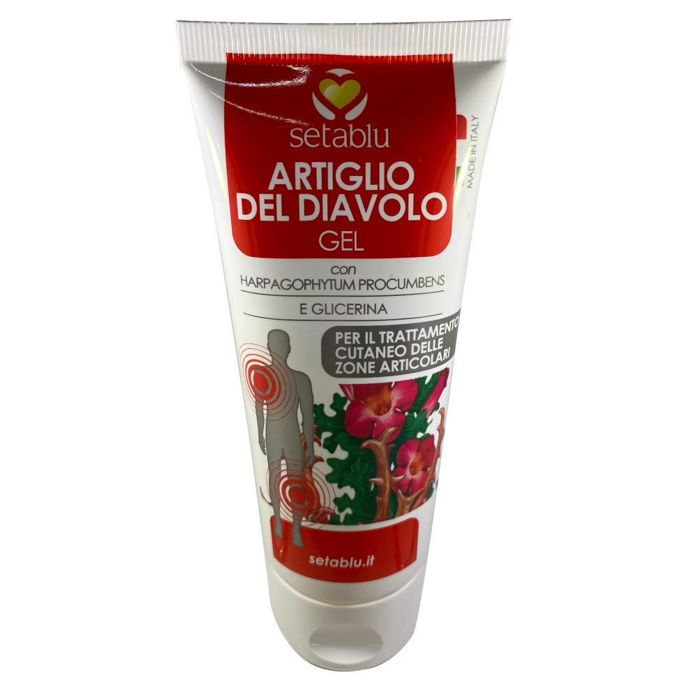 SETABLU ARTIGLIO DEL DIAVOLO per dolori articolari 59037 con glicerina 100ml