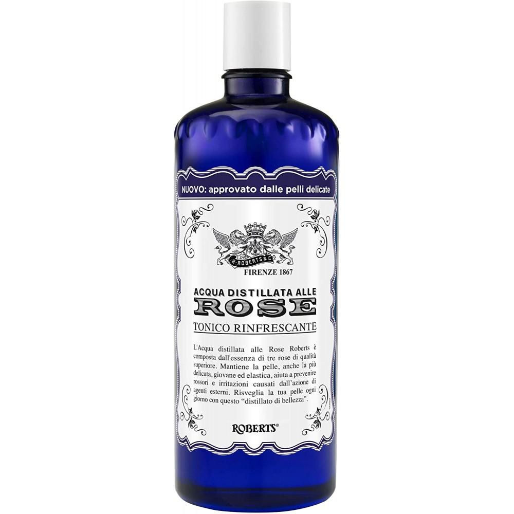 Acqua Alle Rose Tonico Rinfrescante 300 mL mantiene la pelle giovane ed elastica