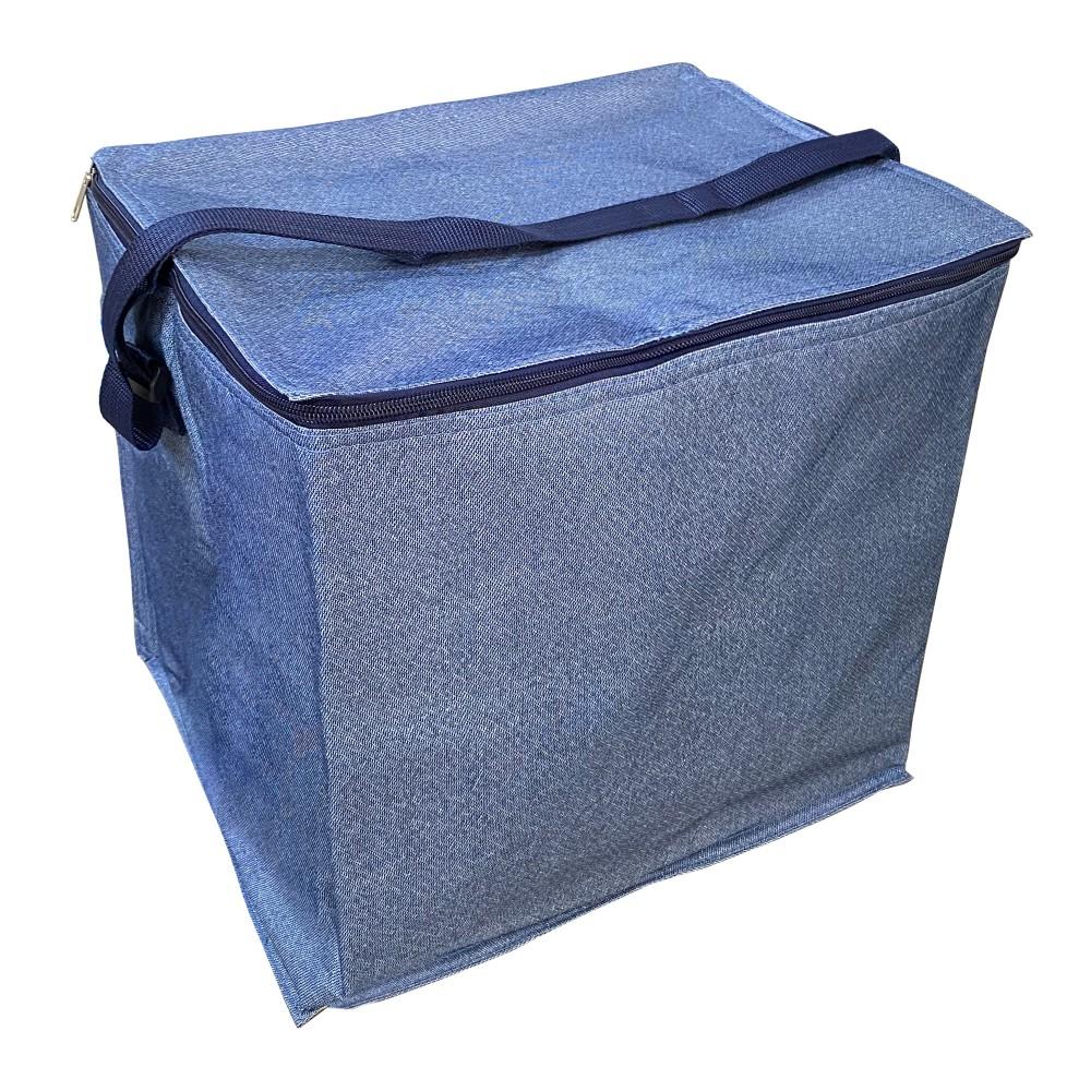 Borsa termica Portapizze Delivery 127014 tracolla regolabile 38x27x33h cm 40LT