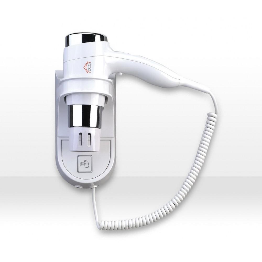 HTW1028 Phon asciugacapelli verticale da parete 1600 Watt DCG due velocità cool