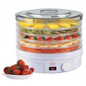 Image of Essiccatore frutta erbe e verdure DCG 250 watt regolazione temperatura FD1065 8435524515280