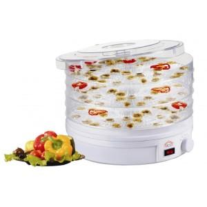 Essiccatore di frutta funghi erbe e verdure DCG FD1065 250 watt con regolazione della temperatura