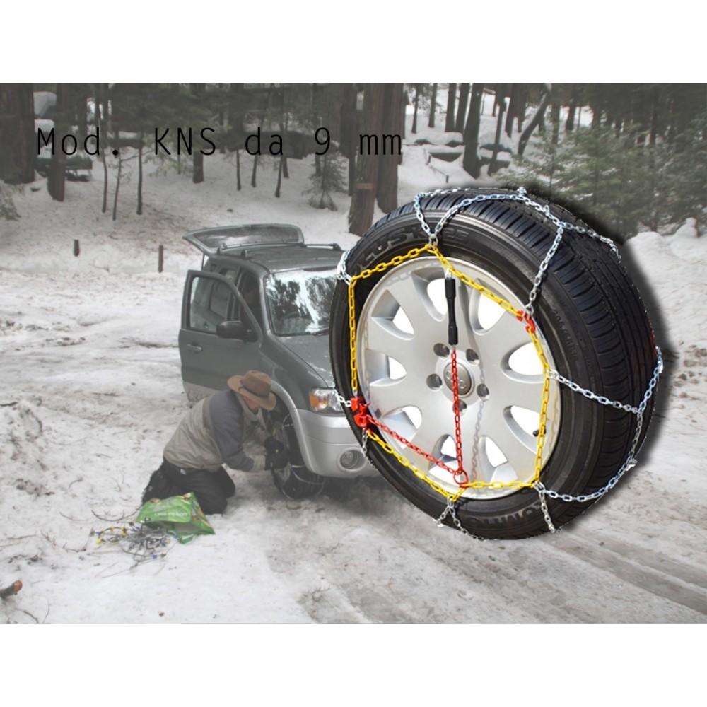 Catene da neve: quali e come scegliere   Motori Magazine