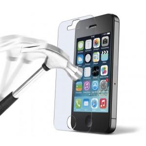 Image of Pellicola trasparente vetro temperato smartphone protegge lo schermo Iphone 4 4s 8009371943253