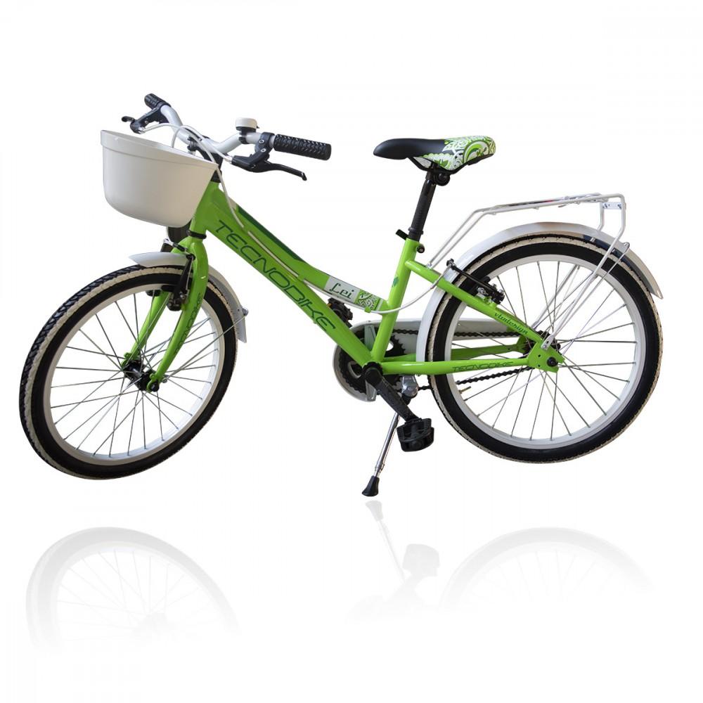 """Bicicletta  TECNOBIKE NSR 20"""" modello LEI 20 KID CITY BIKE ART 766"""