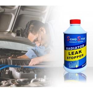 Sigillante per radiatore ripara, previene e protegge le rotture e le perdite del radiatore dell'auto