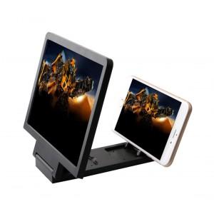Cornice lente d'ingrandimento allarga schermo 3D per smartphone fino a 3x zoom