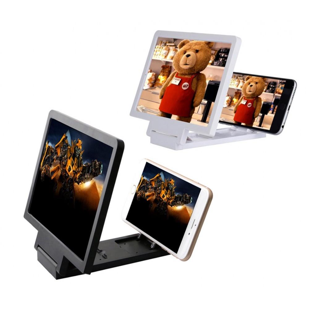 Cornice lente d'ingrandimento 7,5 pollici 3D per smartphone zoom 3x