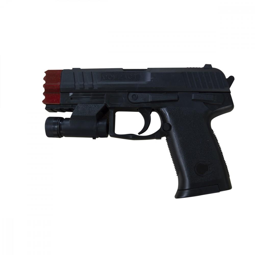 Pistola giocattolo per bambini 285619 Proiettili di 6mm e luce AIR SPORT GUN