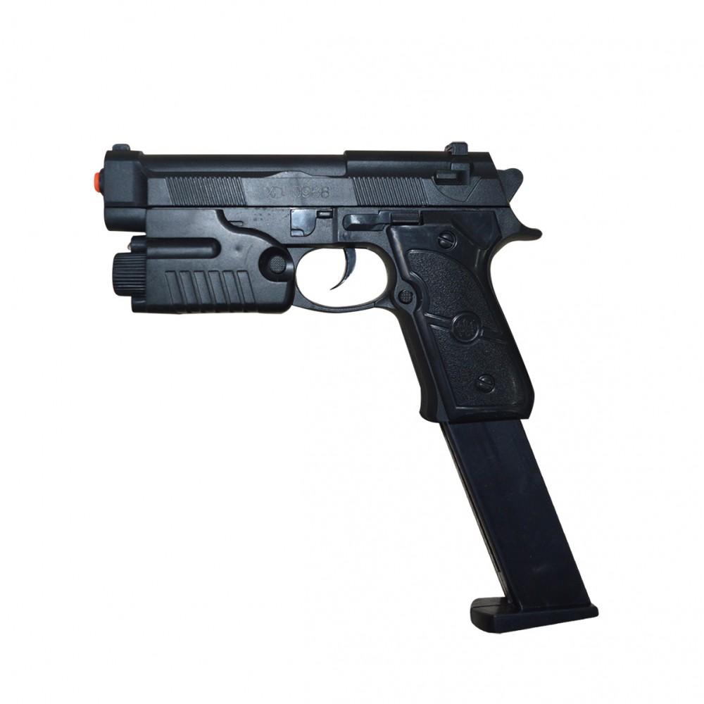 Pistola giocattolo per bambini 285510 Proiettili pallini di 6mm e luce