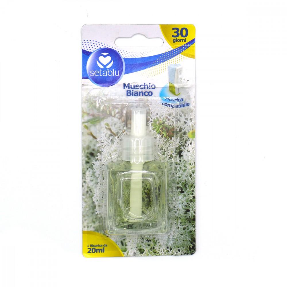 Setablu Aroma muschio bianco 20 Ml compatibile 591755 per diffusori ambientali