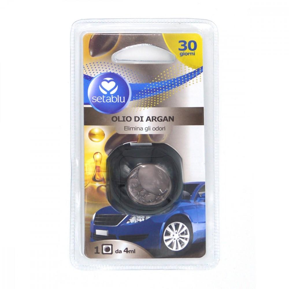 Setablu deodorante per auto 591748 Olio di Argan elimina gli odori 4ml 591748