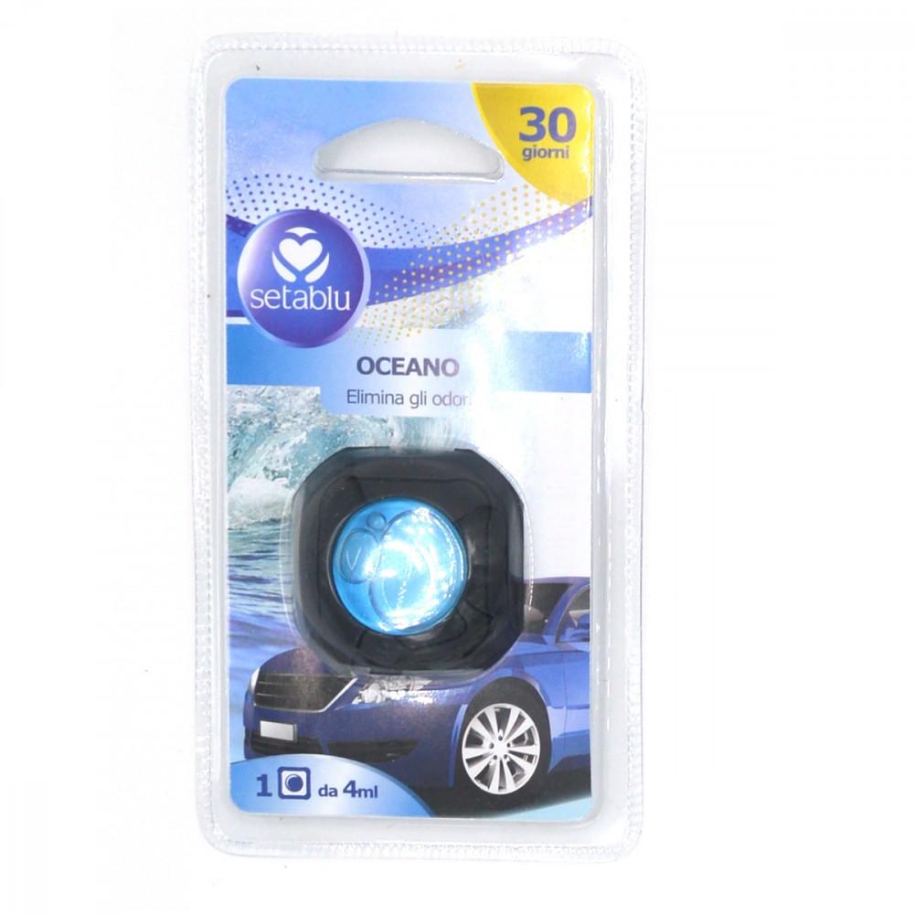 Setablu deodorante per auto 591748 aroma Oceano elimina gli odori 4ml