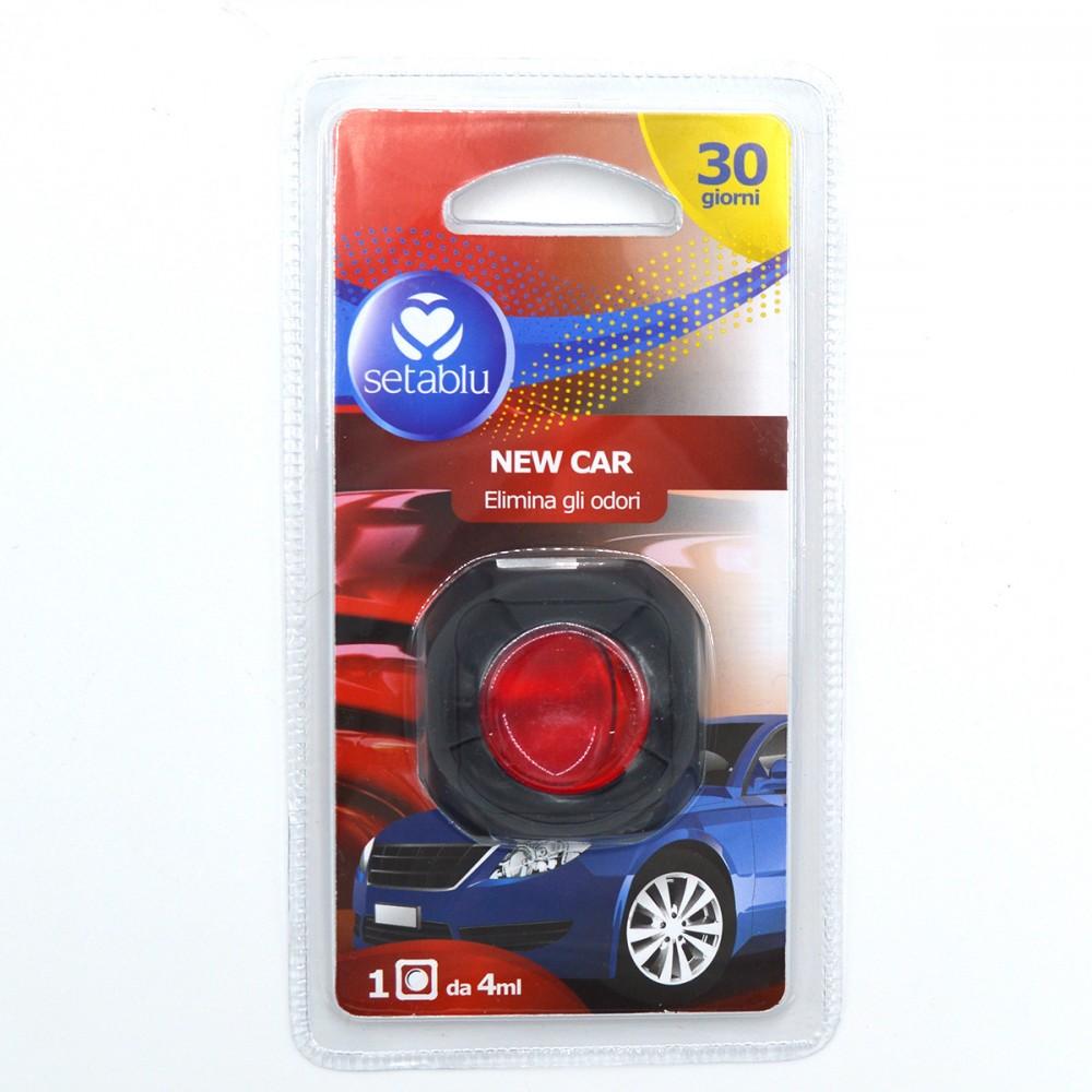 Setablu deodorante per auto 591748 News Car elimina gli odori 4ml