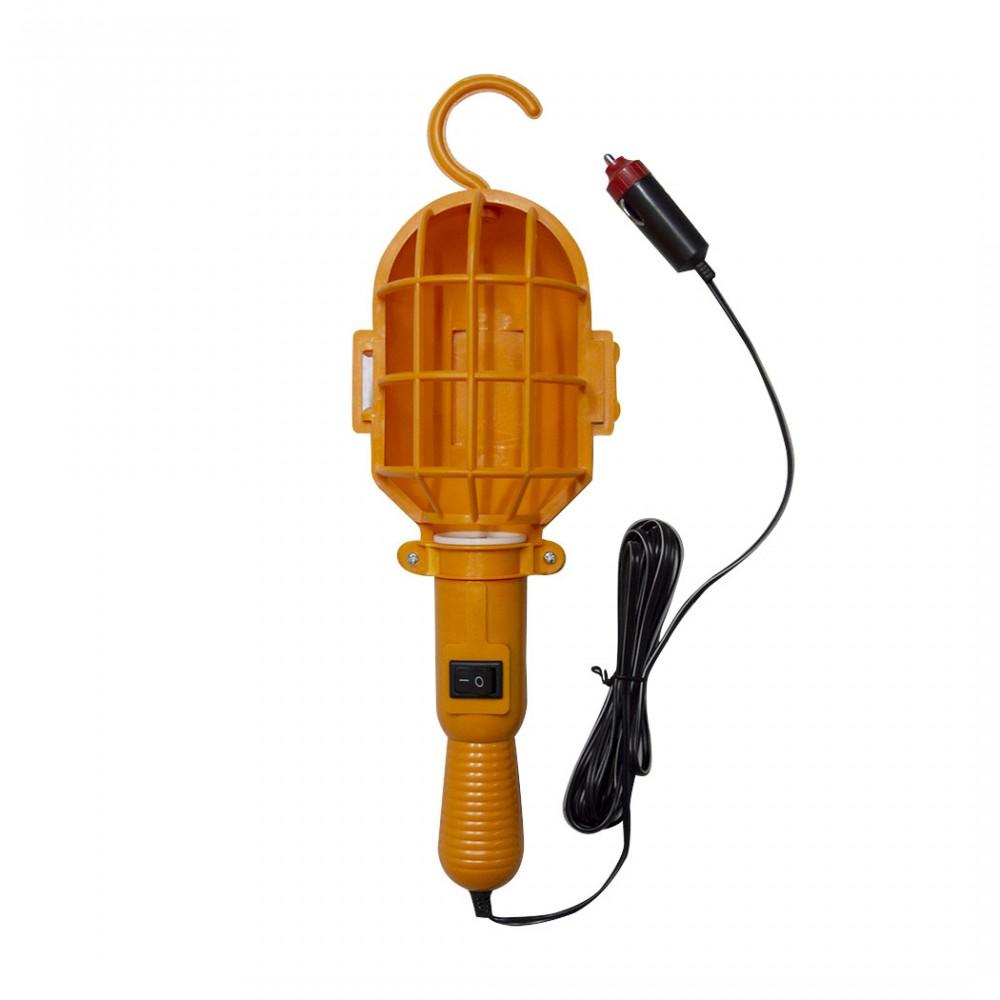 Lampada d'emergenza per auto 643905 con spinotto accendisigari da 35W