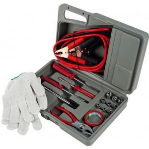 Image of Kit emergenza auto in valigetta 30 pezzi 8435524506479