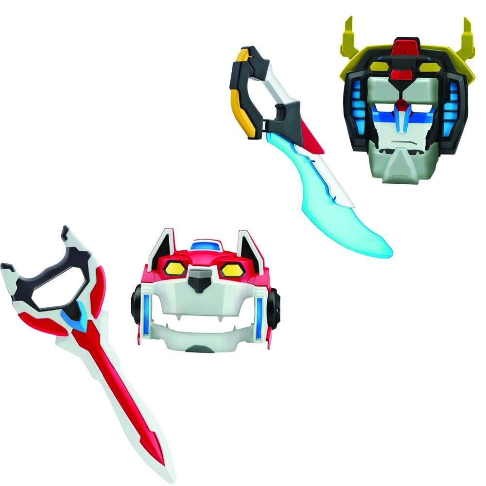 Voltron difensore leggendario maschera e spada per bambini 036081