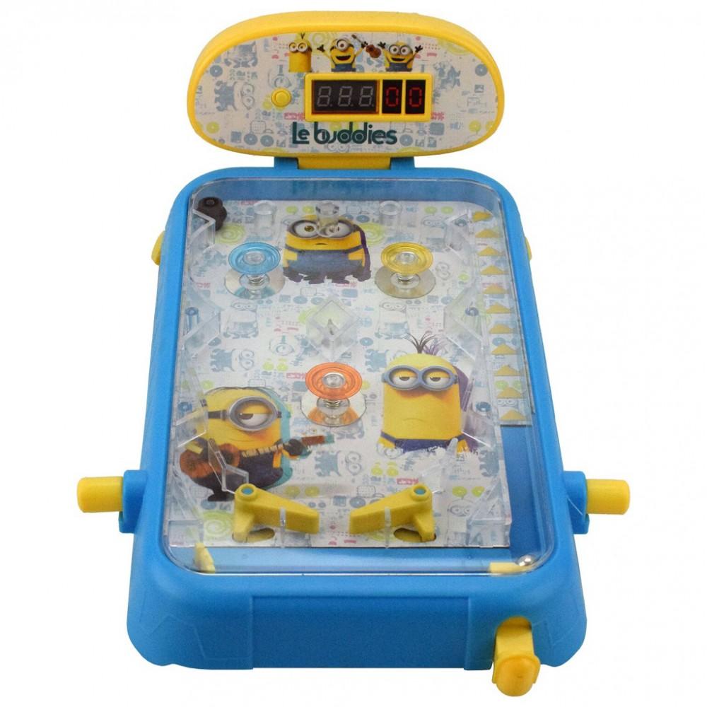 Super flipper pinball MINIONS con luce e suoni 309735 schermo digitale