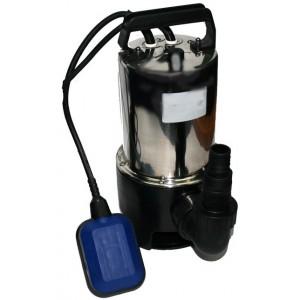 Image of Elettropompa pompa professionale 7 metri cromata sommersa 550 Watt 10500 l/h 8000000114501
