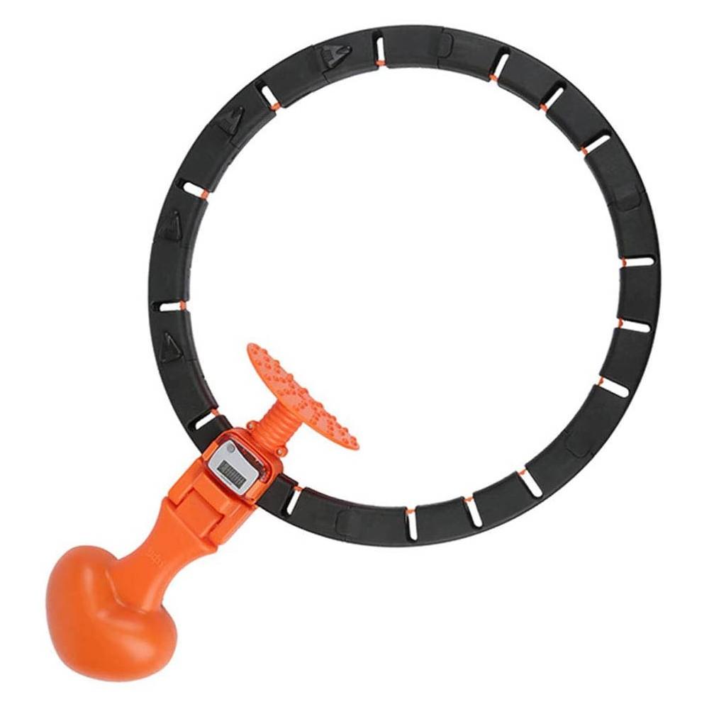 Hula hoop fitness intelligente che non cade 520228 rotazione 360° perdere peso