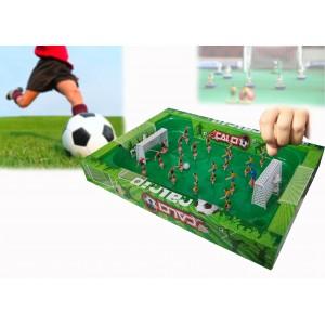 Image of Gioco del calcio a molla portatile divertiti a fare goal con le dita calcio in scatola 374563 8029811080720