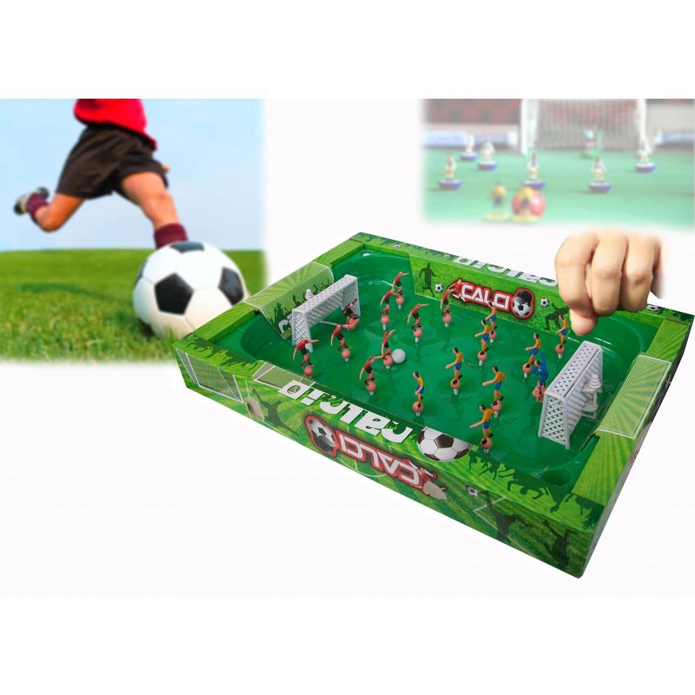 7ae124ff2c71f1 Gioco del calcio a molla portatile divertiti a fare goal con le dita calcio  in scatola