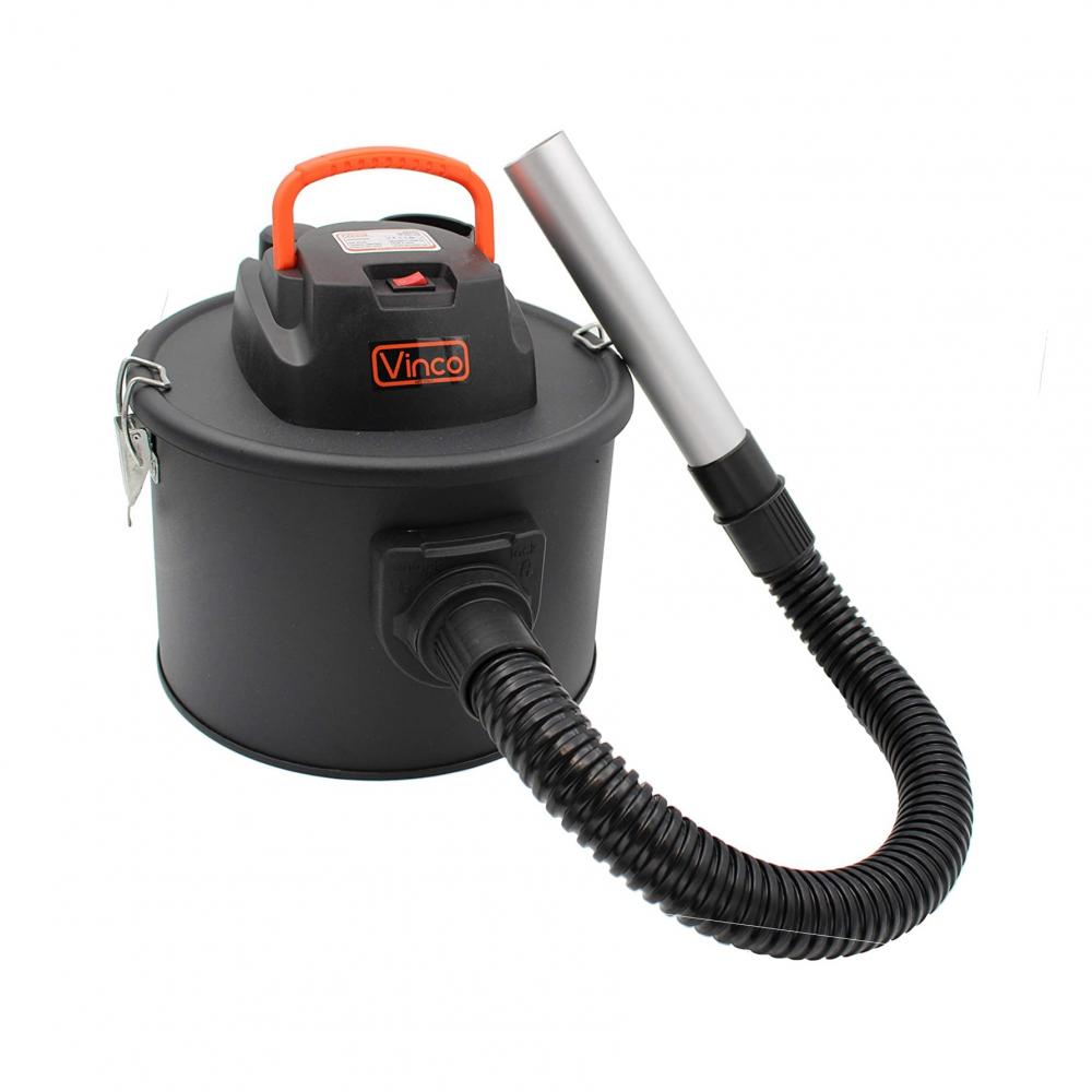 Bidone Aspiracenere 40176 da 11 lt VINCO potenza 800 watt con funzione soffiante