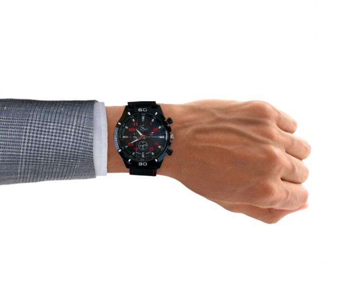 Orologio da uomo mod boston analogico disponile in 5 colori - Porta orologi uomo ...