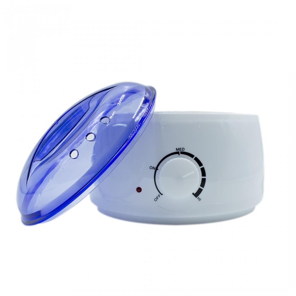 Fornello scalda cera con termostato elettrico 100W per ceretta depilazione 400ml