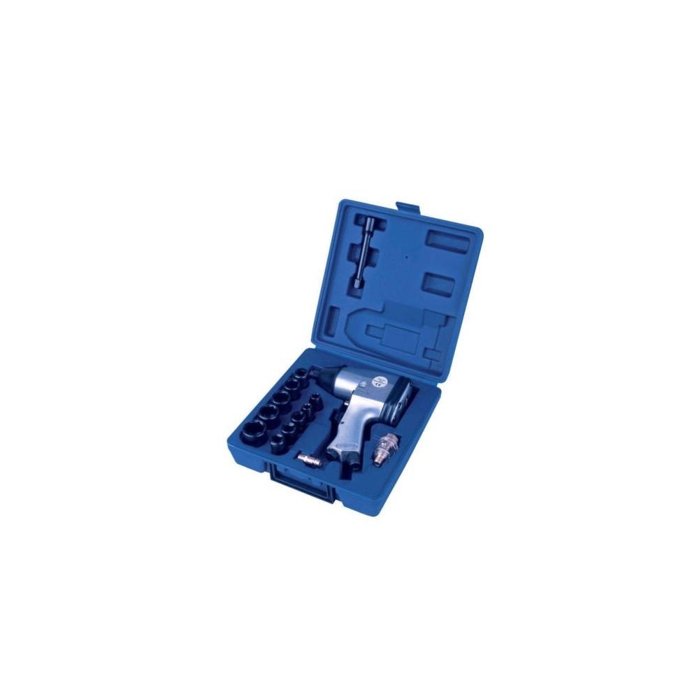 Avvitatore pneumatico a pressione 1/2 ad aria compressa 400 NM 6 bar con bussole