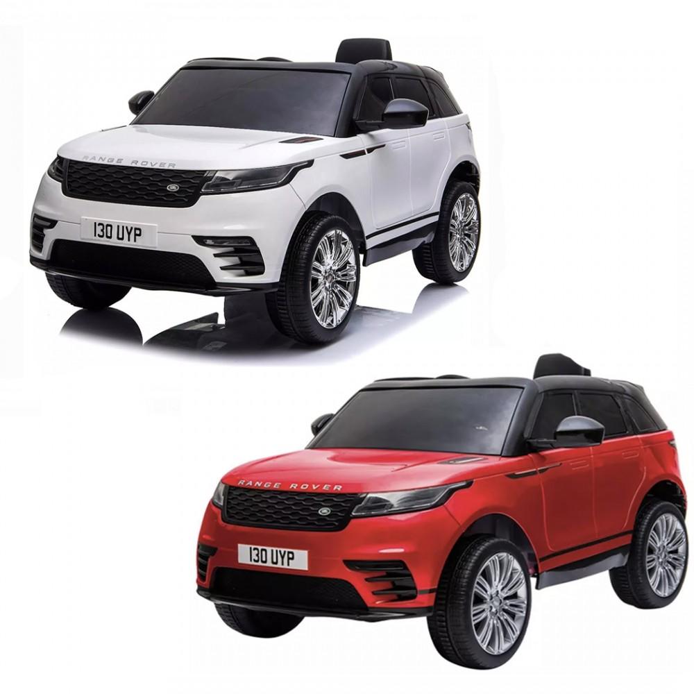 Macchina Elettrica GVC5587 auto Bambini 12V Range Rover Velar audio mp3 e luci