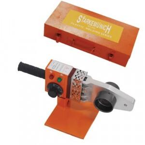 Image of Polifusore saldatore per tubi in polipropilene 800 w 8041758837885