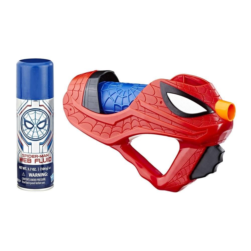 Marvel Spiderman 2 in 1 art. 602605 Movie Blaster spara raffiche di ragnatele