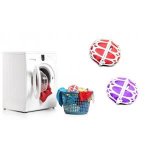 Sfera 2 in 1 salva reggiseno e collant evita i danni in lavatrice protezione biancheria 748005