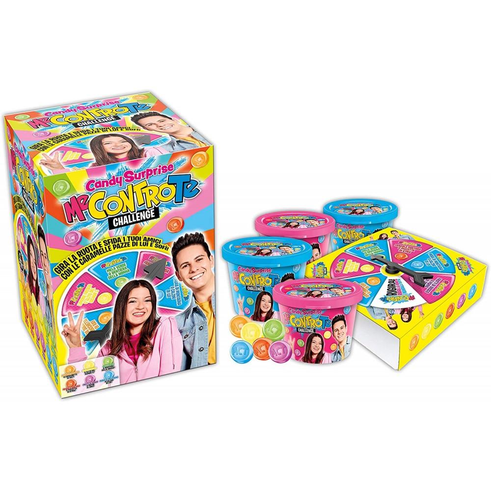 Me Contro Te Candy Surprise challenge 572416 gira la ruota e sfida i tuoi amici
