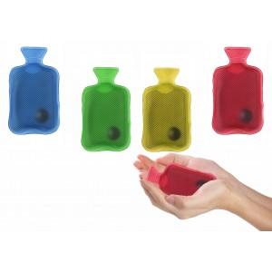 Image of Scaldamani a forma  di mini borsa d'acqua calda 7 x 12 cm utilizzabile all'infinito 8014783475230