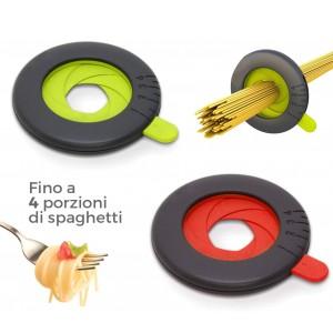 Dosa spaghetti regolabile da 1 a 4 porzioni misura dosatore spaghetti rapido