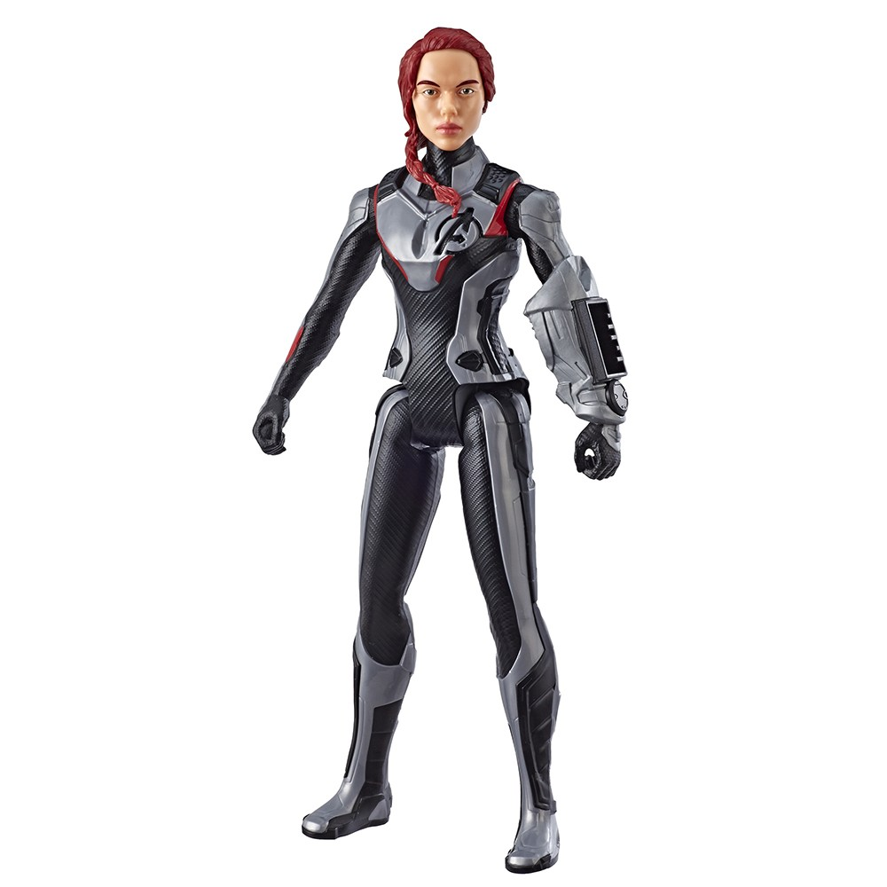 Marvel Avengers Black Widow action figure 30 cm Titan Hero compatibile Power FX