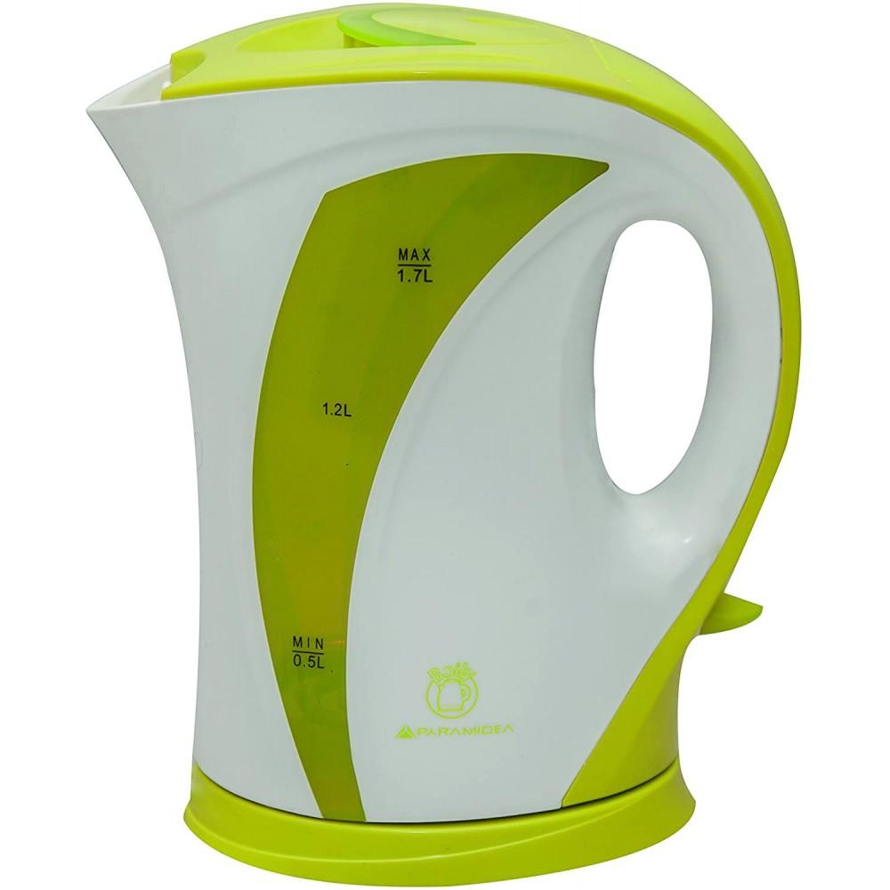 Bollitore elettrico MyIdea BE1050 da 1,7 litri 2200W con spegnimento automatico