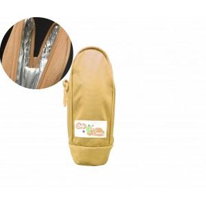 Portabiberon termico in tessuto mantiene temperatura per 3 ore