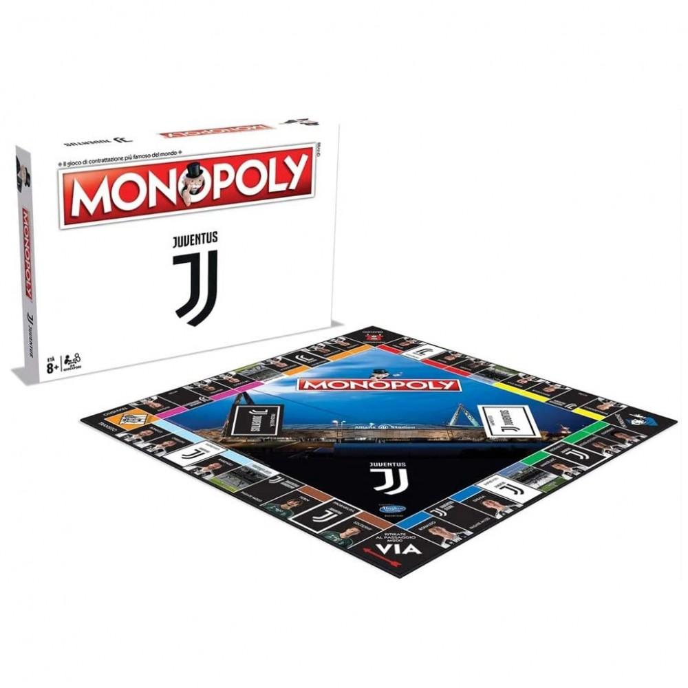 Monopoly edizione Classic squadra  JUVENTUS 035262 gioco da tavolo 2018/19