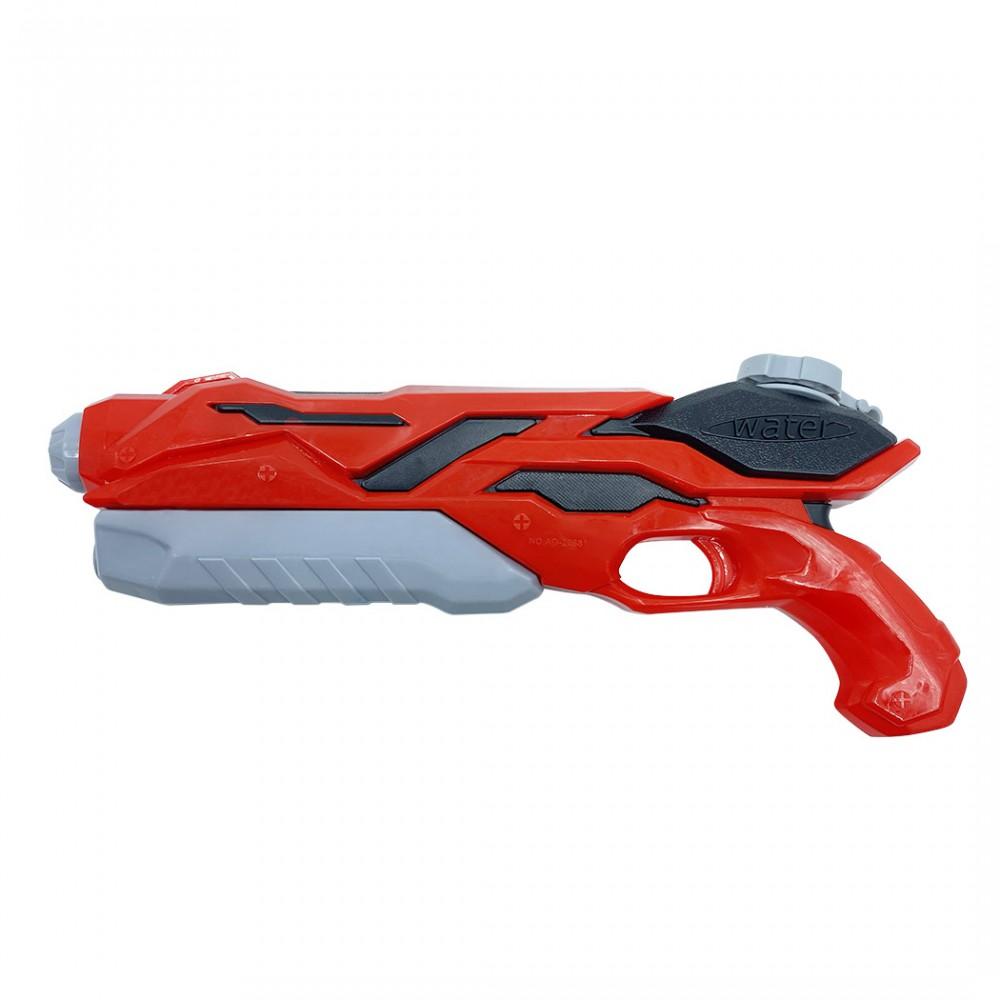 Pistola a spruzzo d'acqua dal design spaziale art. 384374 con lunga gittata