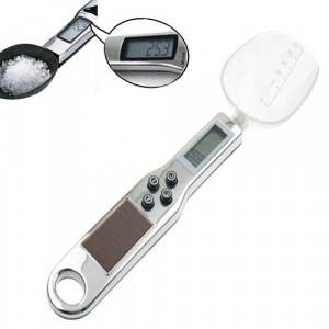 Image of Cucchiaio bilancia cucchiaino dosatore display lcd 0,1g- 300g 8435524506943