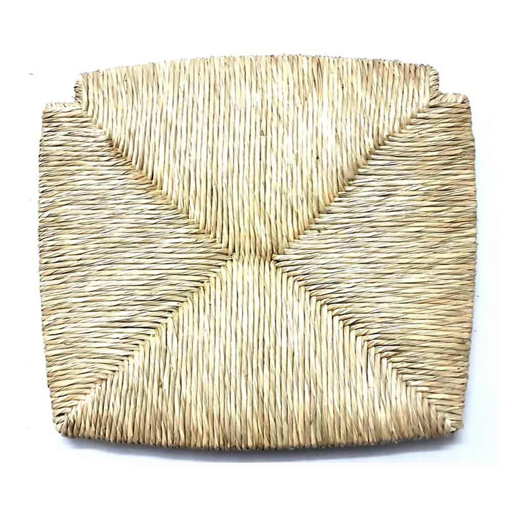 Ricambio Seduta art. 1212 in Paglia Naturale Fondo per Sedia Paesana 35x38 cm