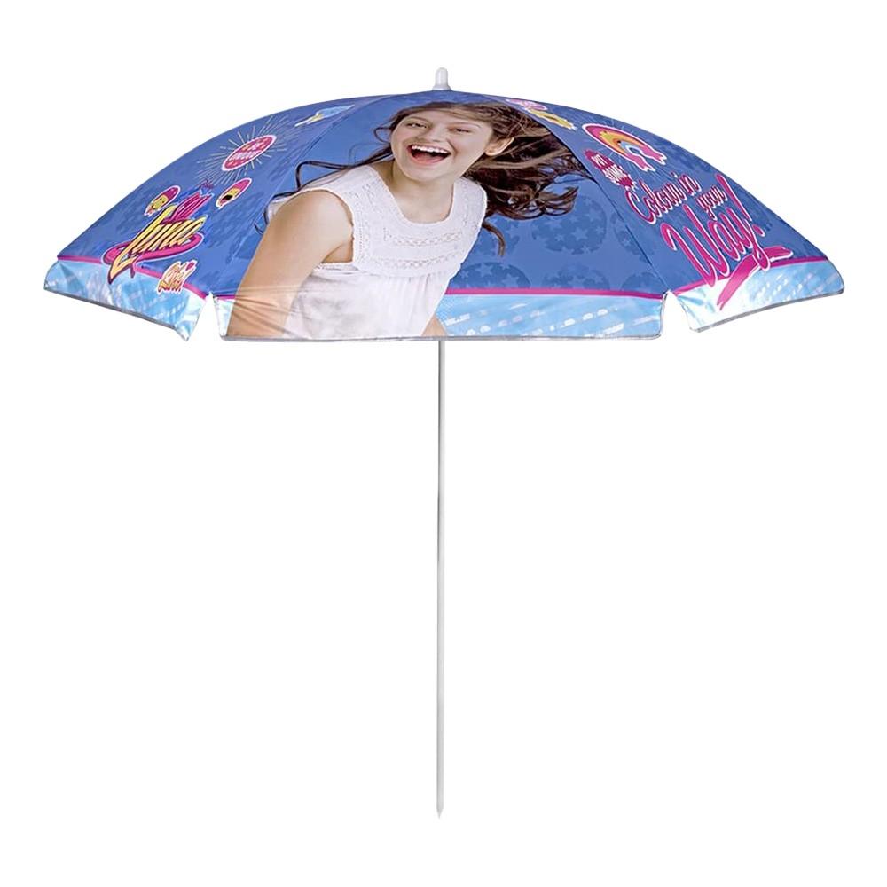 Ombrellone per bambini da spiaggia ed esterni 503936 telenovela SoyLuna 130 cm